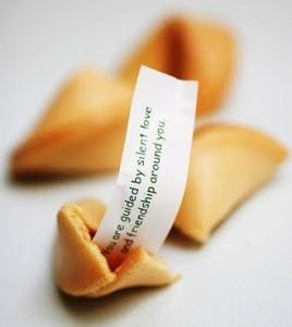 美国饮食fortunecookie